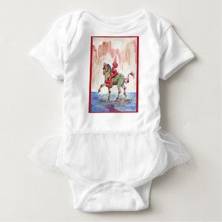 Kir'rin Ki'lin Drache-Einhorn-Fee-Pferd Baby Strampler
