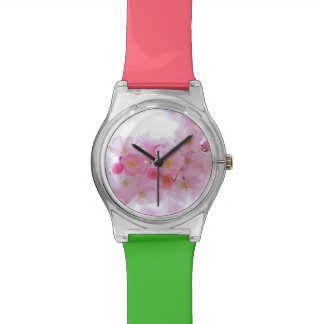 KirschBlume Uhr