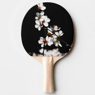 Kirschblüte-Blumen Tischtennis Schläger