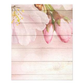 Kirschblüte Flyer