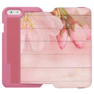 Kirschblüte Incipio Watson™ iPhone 6 Geldbörsen Hülle