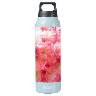 Kirschblüte Isolierte Flasche