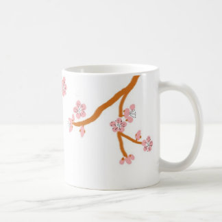 Kirschblüte Kaffeetasse