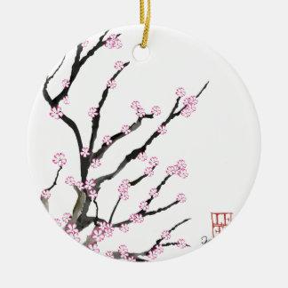 Kirschblüte-Kirschblüte 23, Tony Fernandes Keramik Ornament