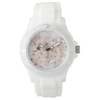 Kirschblüte-Kirschblüte Armbanduhr