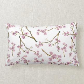 Kirschblüte-Kirschblüten-Druck Lendenkissen