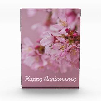 Kirschblüte-Kirschblüten-Jahrestag kardieren für Auszeichnung