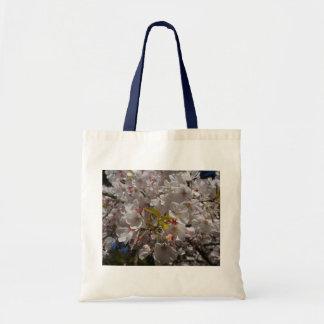 Kirschblüte-Kirschblüten-Taschen-Tasche Tragetasche