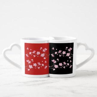 Kirschblüte Liebestassen