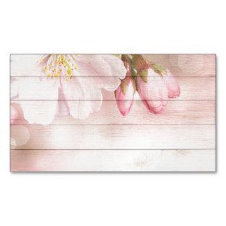 Kirschblüte Magnetische Visitenkarte
