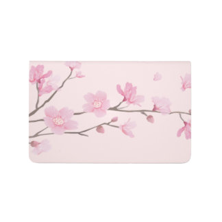 Kirschblüte - Rosa Taschennotizbuch