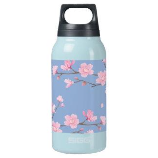 Kirschblüte - Ruhe-Blau Isolierte Flasche