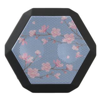 Kirschblüte - Ruhe-Blau Schwarze Bluetooth Lautsprecher