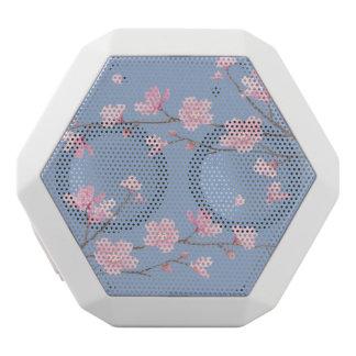 Kirschblüte - Ruhe-Blau Weiße Bluetooth Lautsprecher