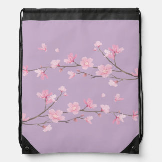 Kirschblüte Sportbeutel