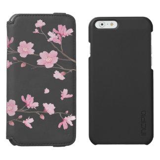Kirschblüte - transparenter Hintergrund Incipio Watson™ iPhone 6 Geldbörsen Hülle