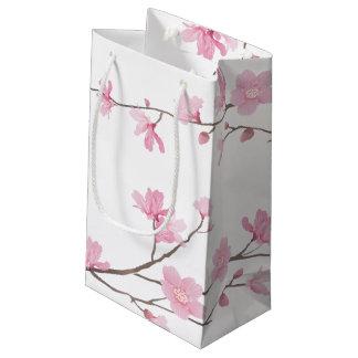Kirschblüte - transparenter Hintergrund Kleine Geschenktüte