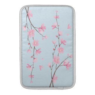 Kirschblüte - transparenter Hintergrund MacBook Sleeve