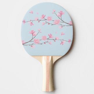 Kirschblüte - transparenter Hintergrund Tischtennis Schläger