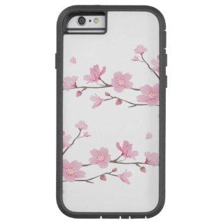 Kirschblüte - transparenter Hintergrund Tough Xtreme iPhone 6 Hülle