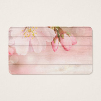 Kirschblüte Visitenkarte