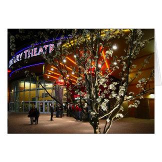 Kirschblüten am Kino Karte