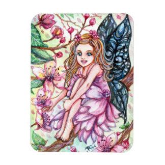 Kirschblüten-Fee Magnet