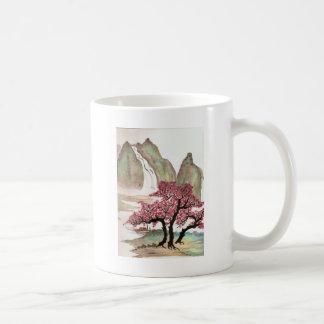 Kirschblüten Kaffeetasse