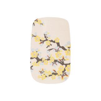 Kirschblüten-KirschblüteMinxgelb) Minx Nagelkunst