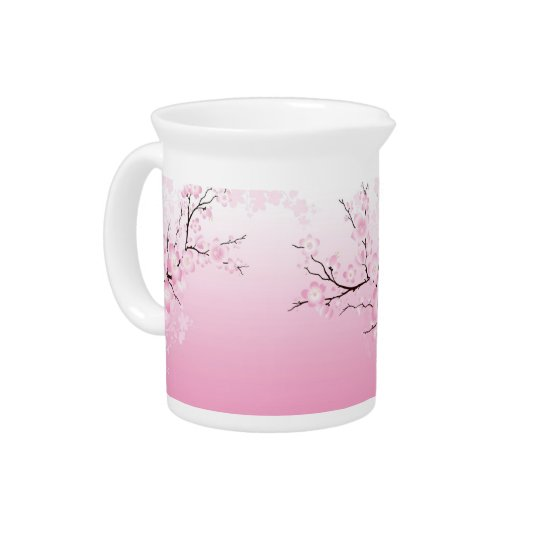 Kirschblüten Krug