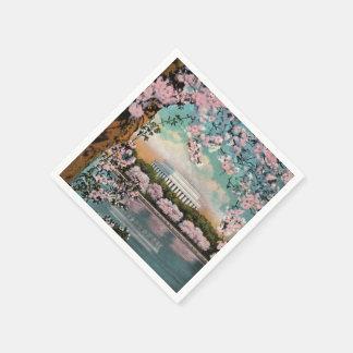 Kirschblüten-Papierservietten Papierserviette