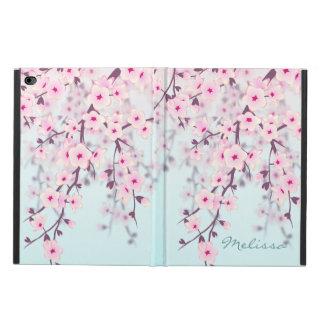 Kirschblüten-Pastell-Monogramm