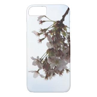 Kirschblüten-Telefonkasten iPhone 8/7 Hülle