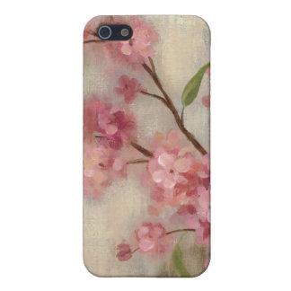 Kirschblüten und -niederlassung iPhone 5 cover
