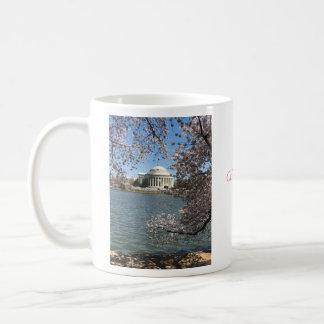 KIRSCHblüten-WASHINGTON DC Kaffeetasse