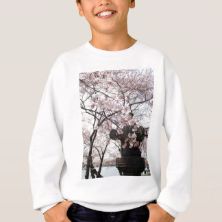 Kirschblüten-Washington DC Sweatshirt