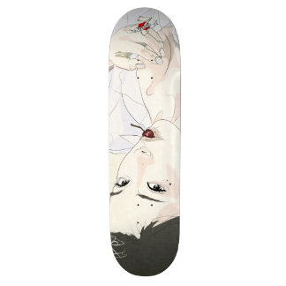 Kirsche 18,4 Cm Mini Skateboard Deck