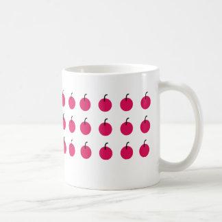 Kirschen Kaffeetasse
