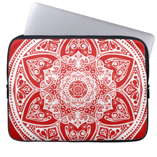 KirschMandala Laptop Sleeve