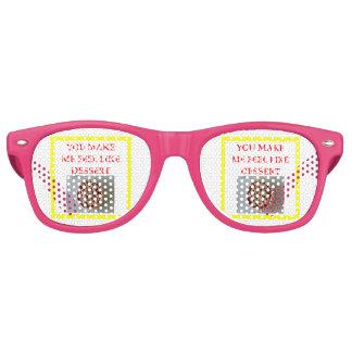 Kirschtorte Partybrille