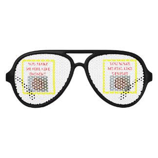 Kirschtorte Sonnenbrille
