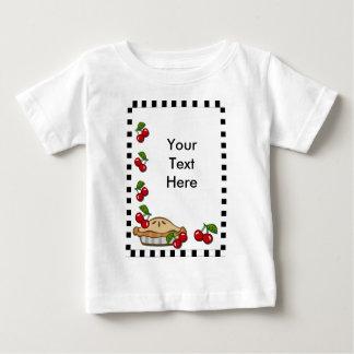 Kirschtorten-Tag am 20. Februar Baby T-shirt