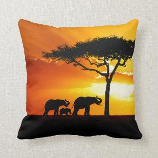 Kissen Afrikas 2