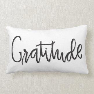 Kissen der Dankbarkeits-|