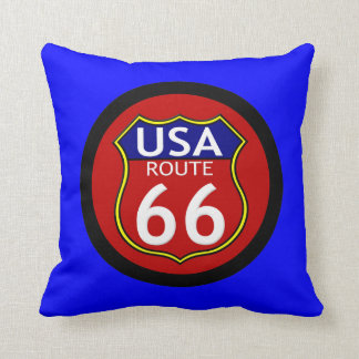 Kissen des Weg-66