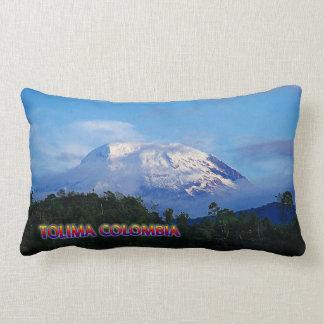 Kissen El Nevado Del Tolima Lumbar