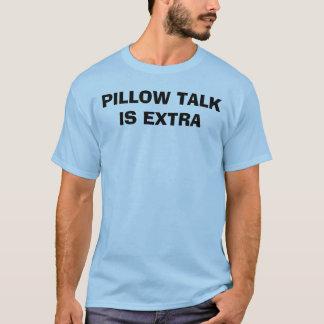 KISSEN-GESPRÄCH IST EXTRA T-Shirt
