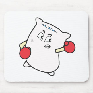 Kissen-Kämpfer Mousepads