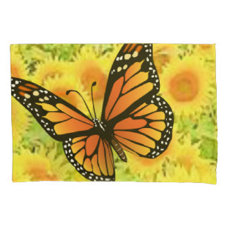 Kissen-Kasten-Schmetterling Kissenbezug