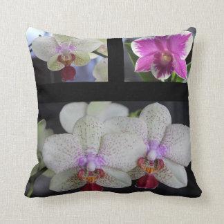 Kissen Photoorchideeaufkleben Kissen